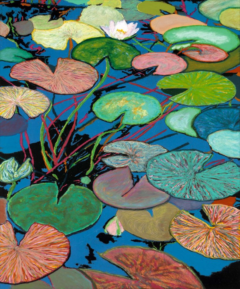 Sparkling Pond