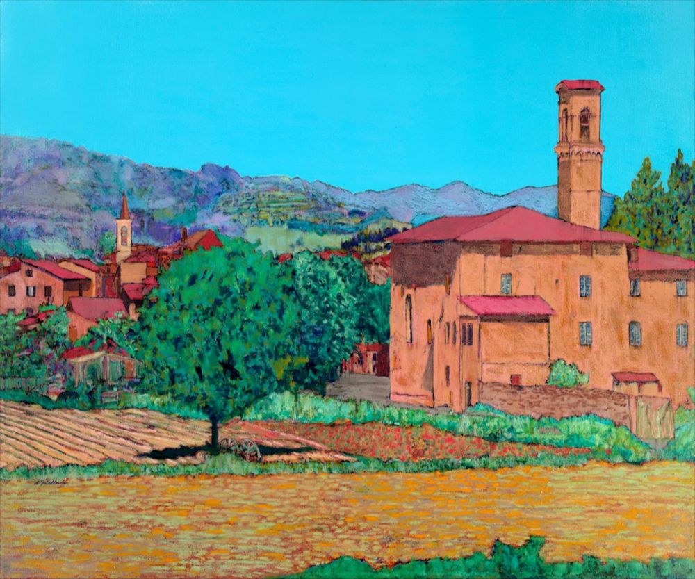 Tuscan Farm Village