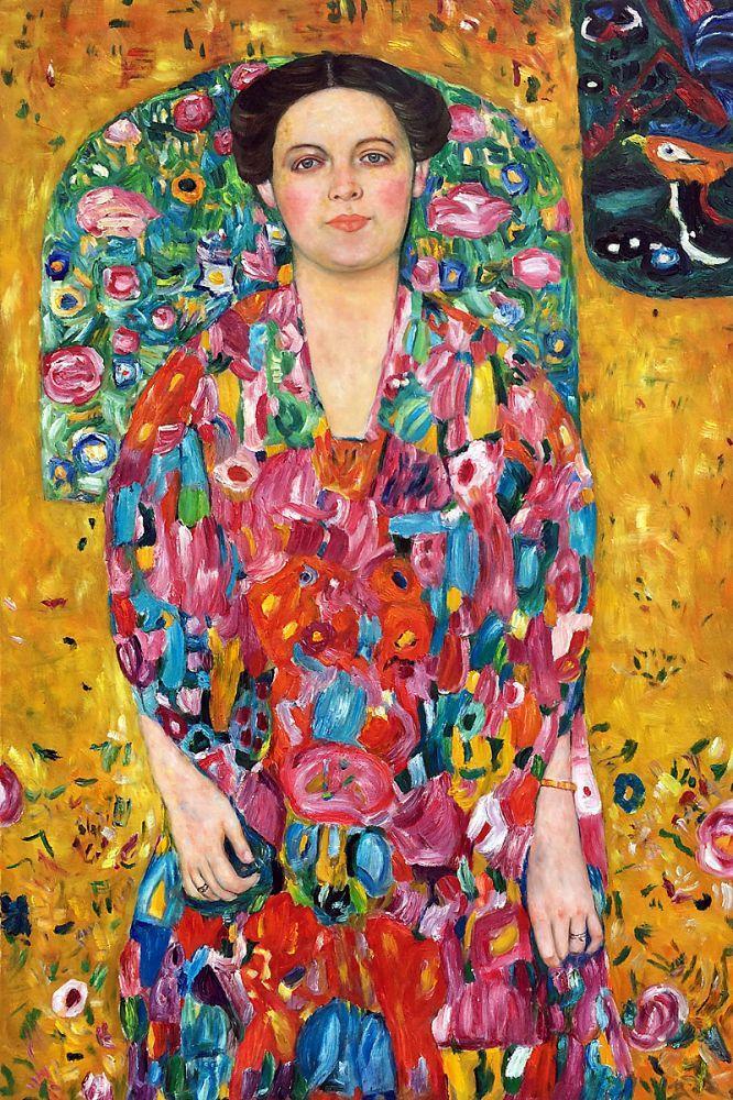 Portrait of Eugenia Primavesi