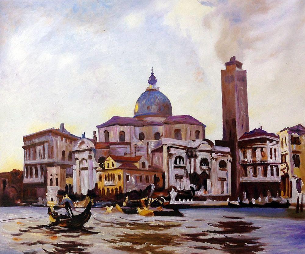 Palazzo Labia, Venice, 1913