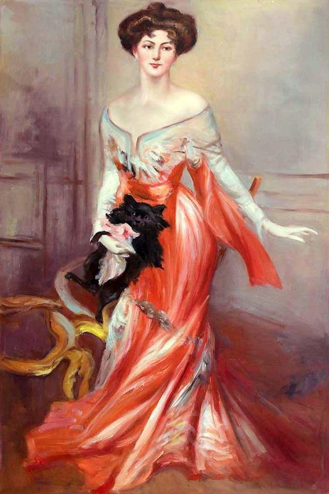 Portrait of Elizabeth Wharton Drexel, 1905