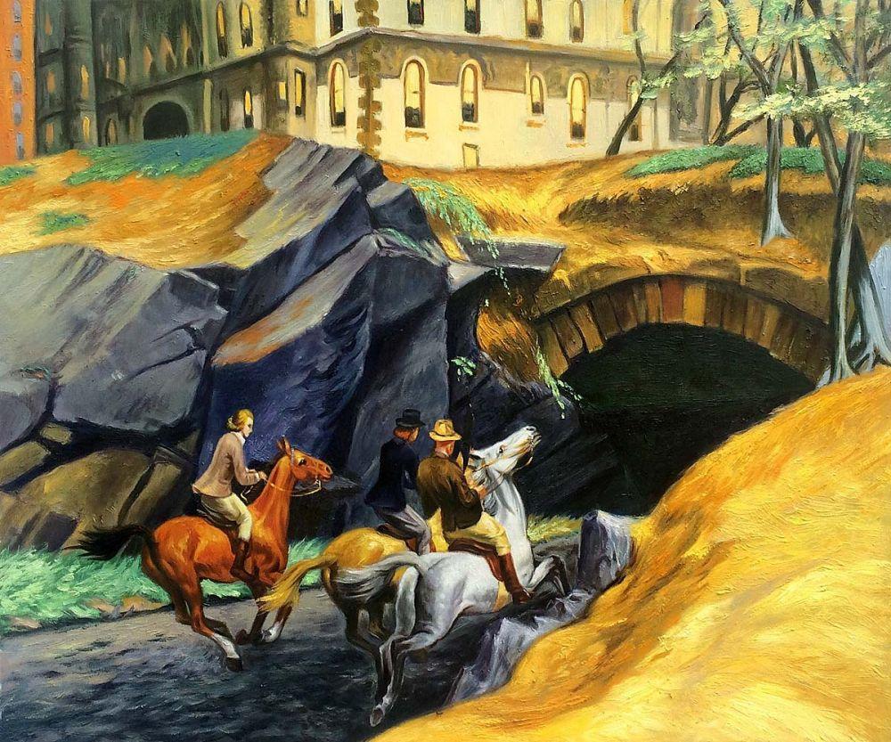 Bridle Path, 1939