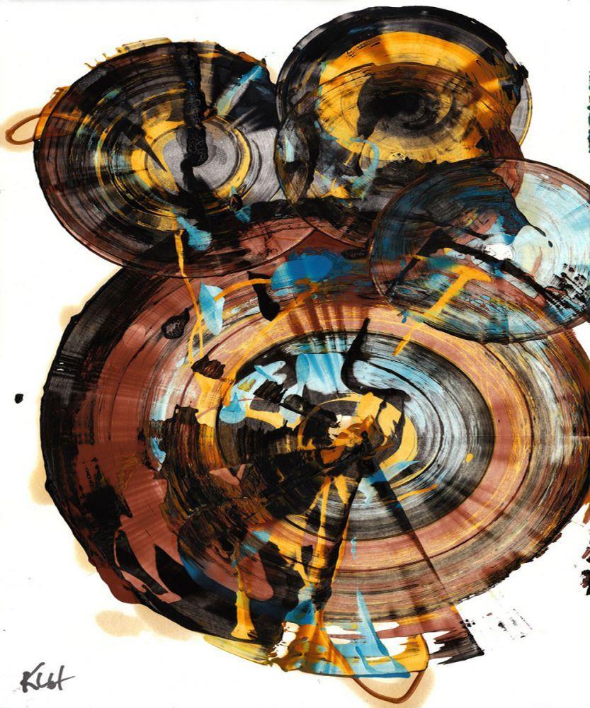 Sphere Series Painting 994042312