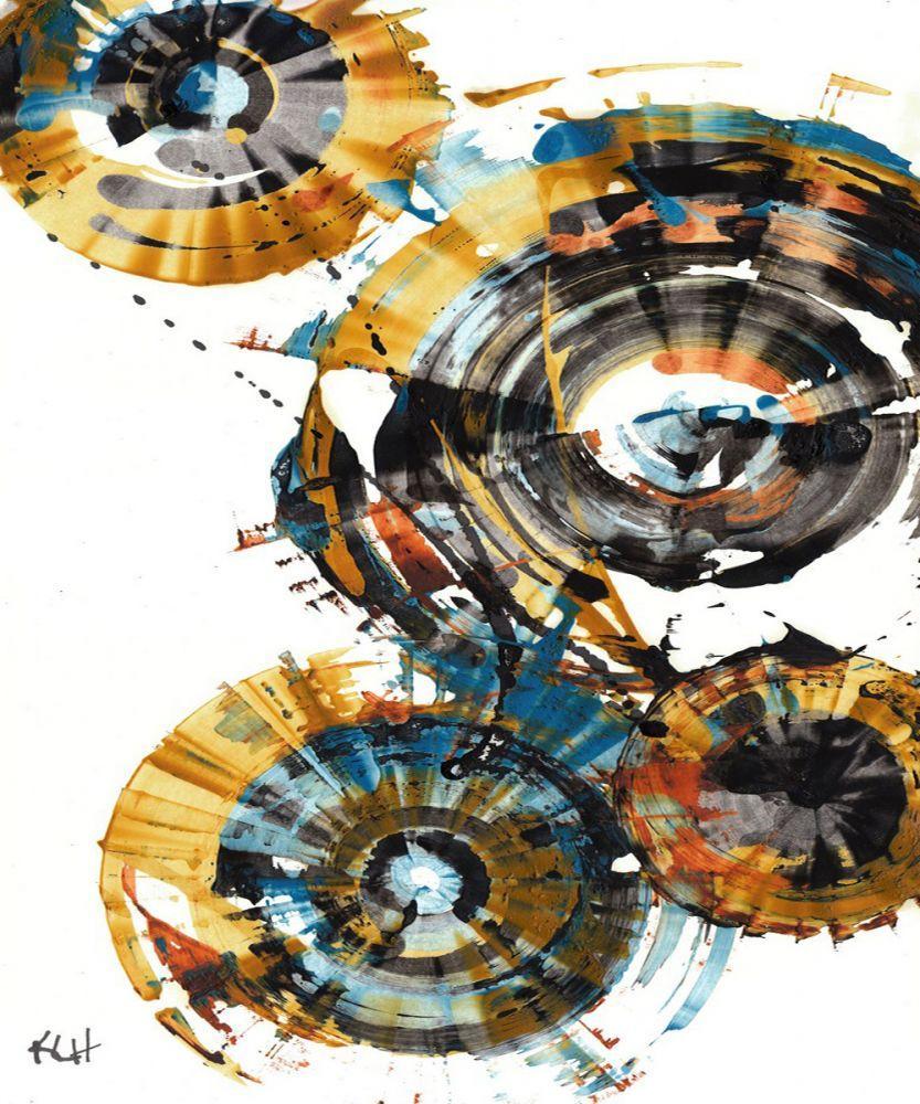 Sphere Series Painting 1000042312