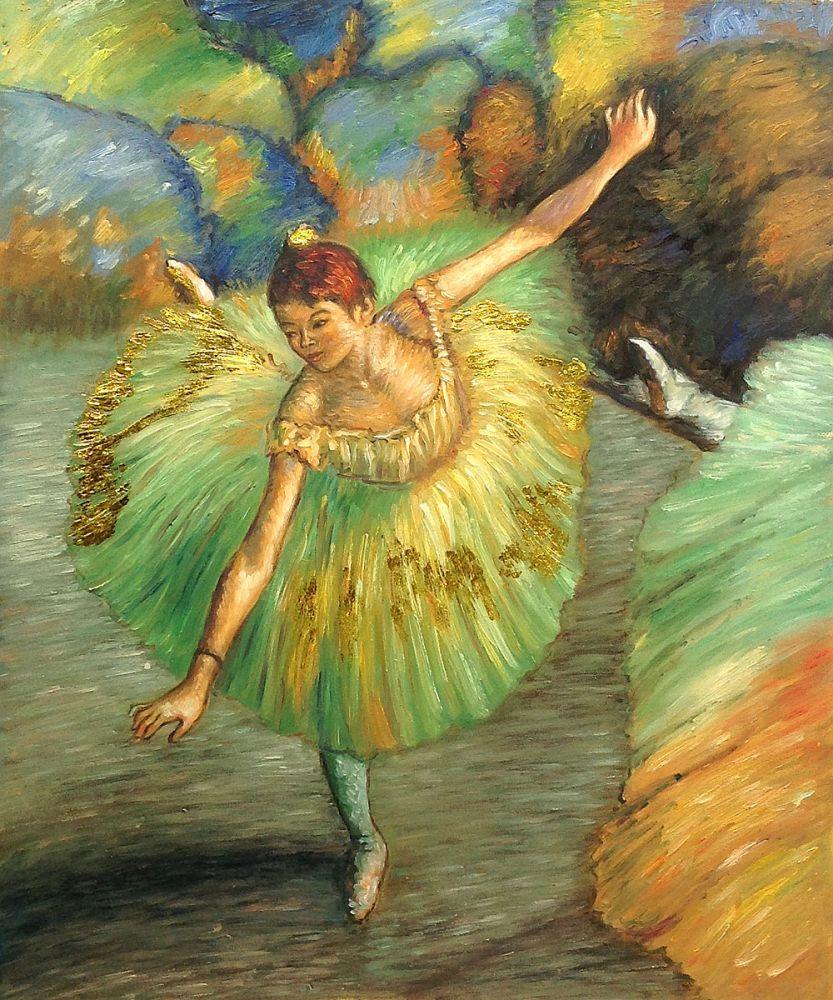 Dancer Tilting (Luxury Line)