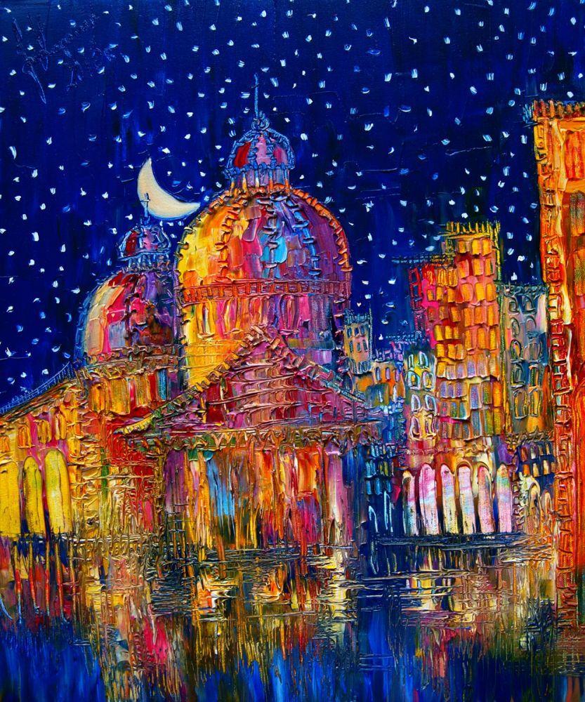 Moon (Venice) II