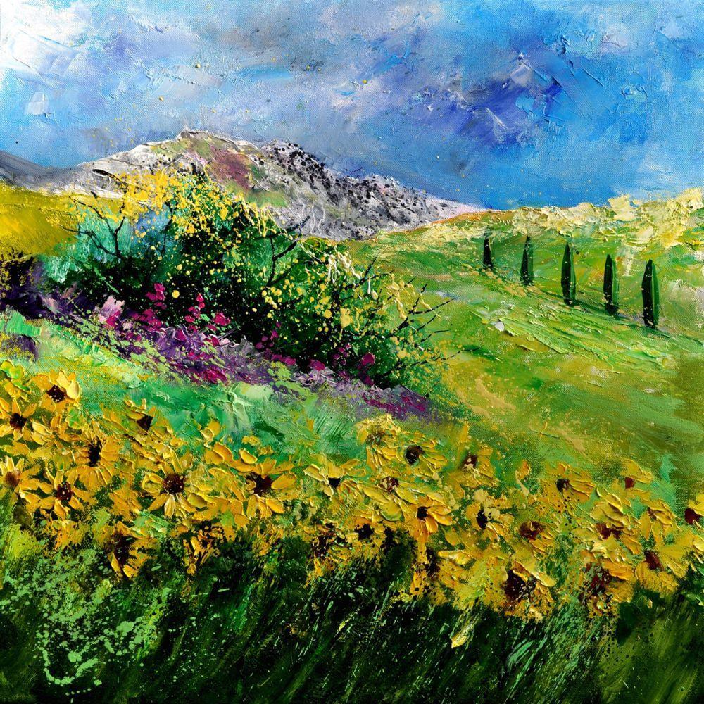 Sunflowers 7741