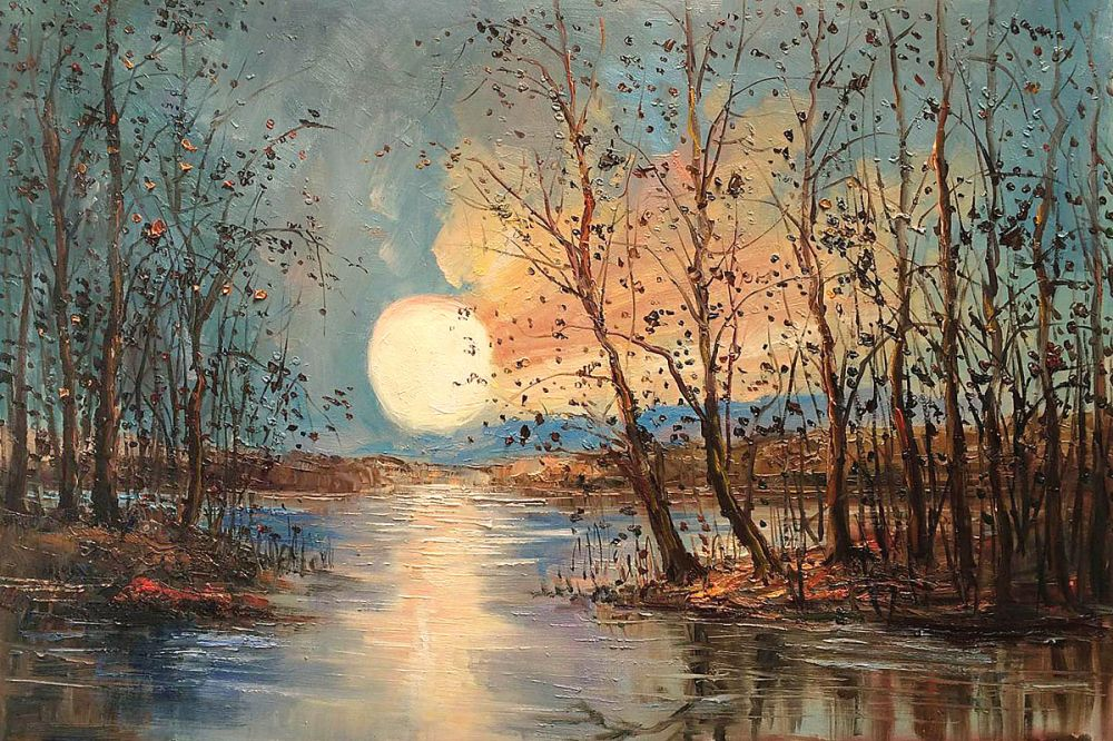 Moon (Reflections)