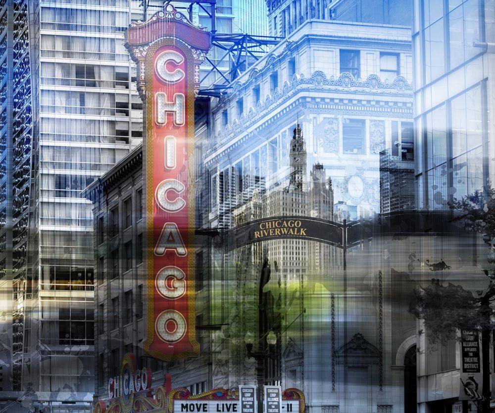 City Art, Chicago Collage