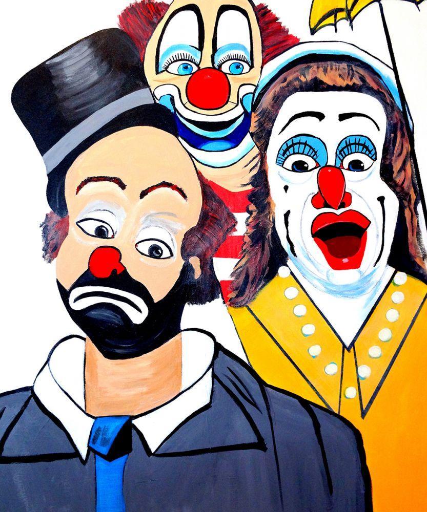 Clowns in Shock