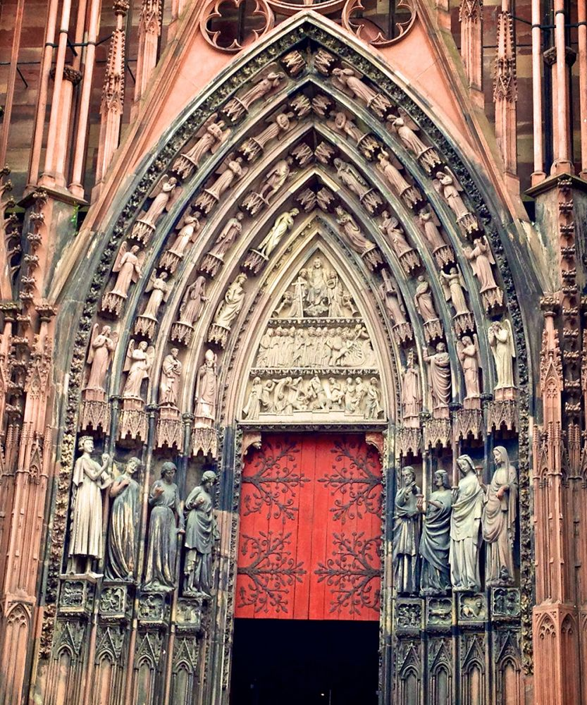 Gate of Judges