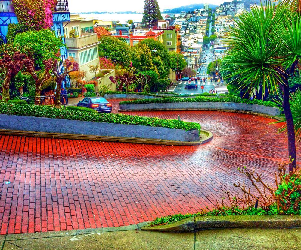 Rainy In The City
