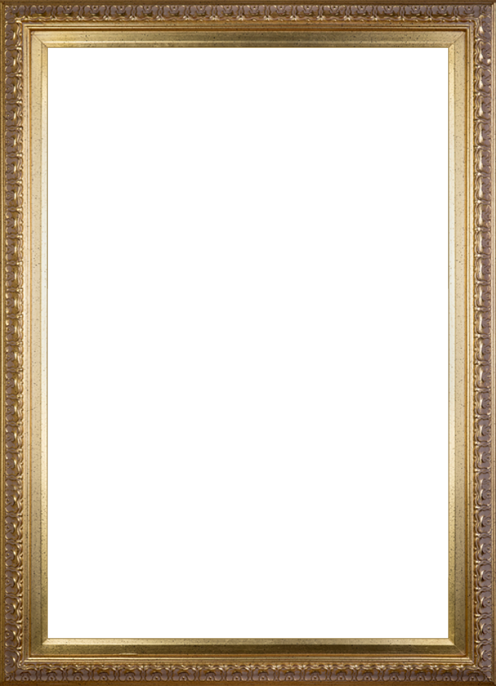 """Elegant Gold Frame 24""""X36"""""""