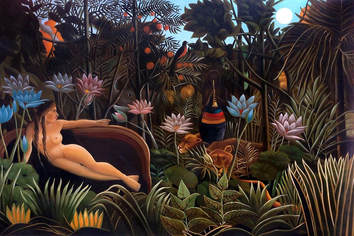 Henri Rousseau Paintings Rousseau Oil Paintings For Sale