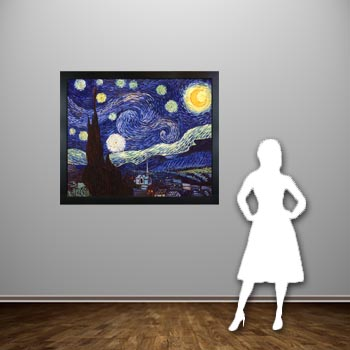 36 Quot X 48 Quot Paintings Oversize Paintings On Canvas