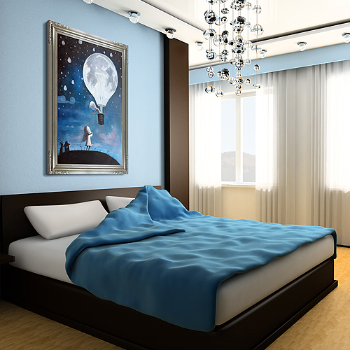 35 Paintings For Bedroom High