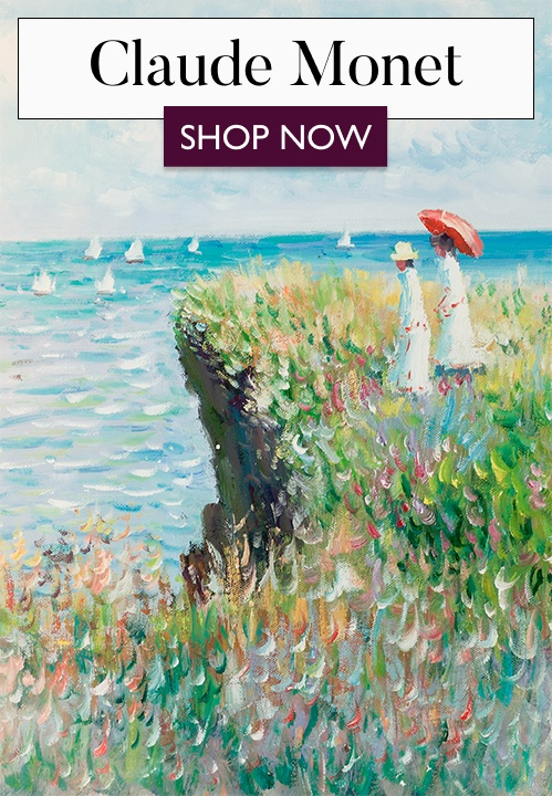 Discover Paintings by Impressionist Founder Claude Monet