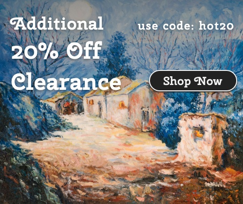 Take an Additional 20% Off All Clearance