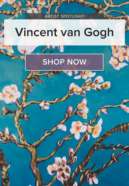 Spotlight on Van Gogh - Click to Shop