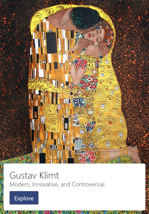 Shop Gustav Klimt Paintings