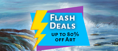 Up to 80% Off Flash Deals!