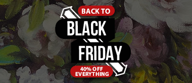 Back to Black Friday: 40% OFF!