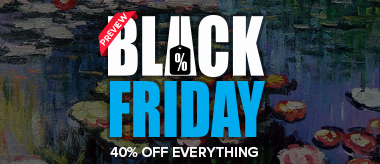 BLACK FRIDAY PREVIEW: 40% OFF EVERYTHING!