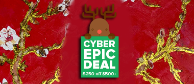Cyber Epci Deal: $250 OFF $500+ Orders