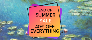 Save 40% Off Everything!