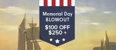 $100 Off - Memorial Day Blowout Sale!