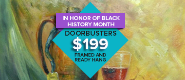 $199 Framed Art Doorbusters!