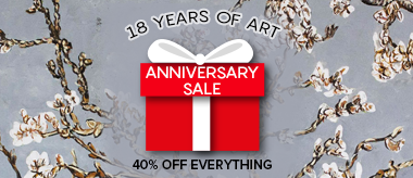 Anniversary Sale: Save 40% off Everything!