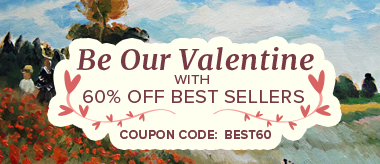 Be My Valentine: Save 60% Off Best Sellers!