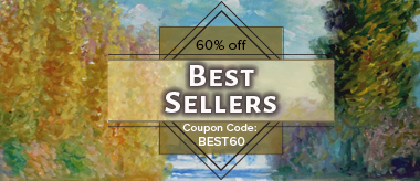 Save 60% Off All Best Sellers!