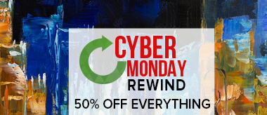 Cyber Monday Rewind: 50% Off Everything!