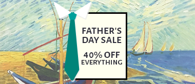 Father's Day Special - 40% Off Everything!