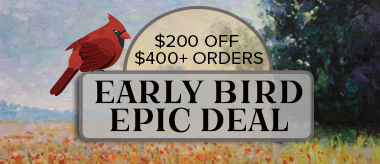 Early Bird Epic Deal!
