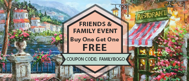 Friends & Family Buy One Get One Free Sale!