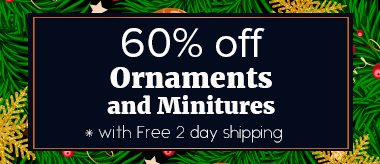 60% Off Stocking Stuffers + Free 2-Day Air Delivery!