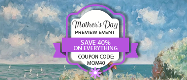 Mother's Day Preview Sale: Save 40% Off Everything