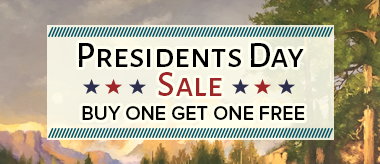 President's Day Sale: Buy One Get One Free!