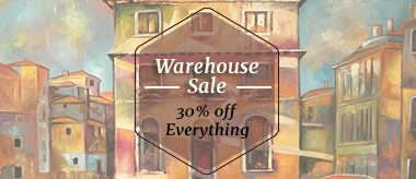 Wow! What a Warehouse Sale!