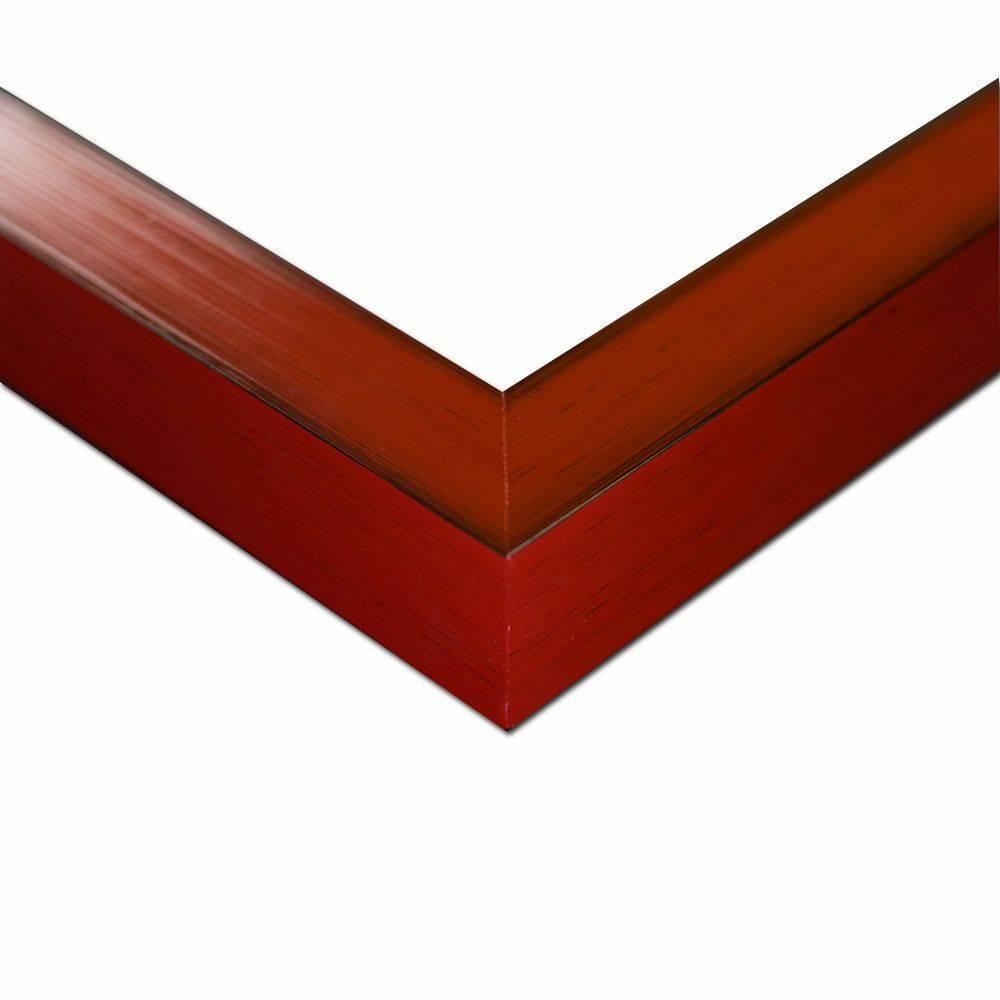 Stiletto Red Frame 30