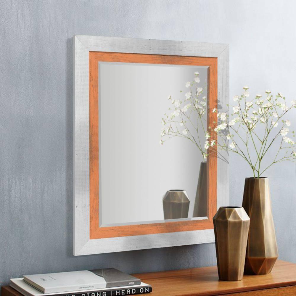 Appalachian Orange Mirror