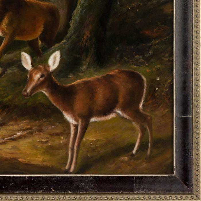The Forest - Adirondacks Pre-Framed