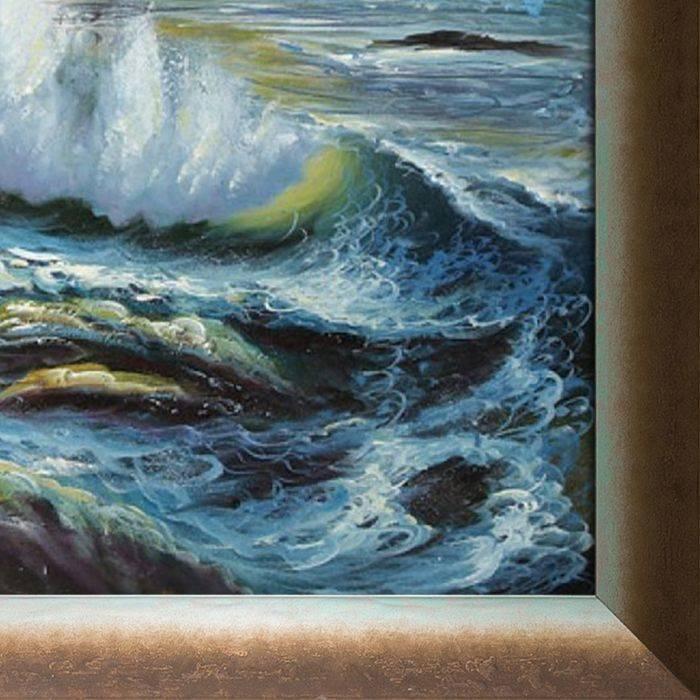 Raging Waters Pre-Framed