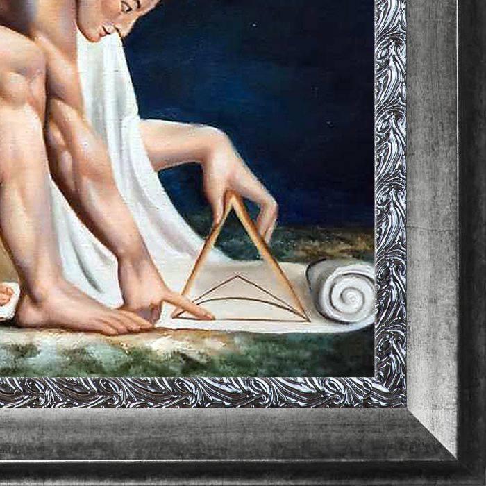 Newton (1795-1805) Pre-Framed