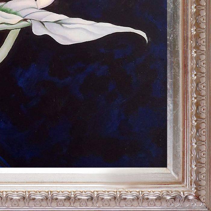 Calla Lilies (Bert Savoy) Pre-Framed