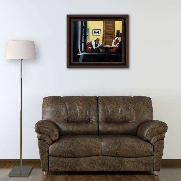 Room in New York Pre-Framed