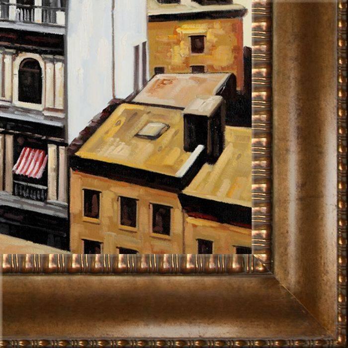 The City Pre-Framed